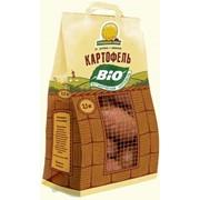 Органический картофель фото