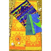 Полотенца махровые, коллекция 7 Пляж фото