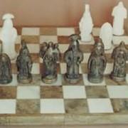 Шахматы Пермский звериный стиль фото