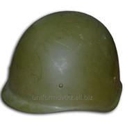 Каска стальная солдатская ВОВ фото