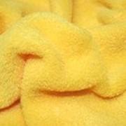 Ткань Флис (Polarfleece) Желтый фото