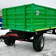 Прицеп самосвальный тракторный 2ПТС-7 фото