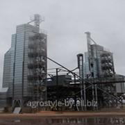 Зерносушилки проточные, тип DGOw (с обогревом жидким топливом с теплообменником) фото
