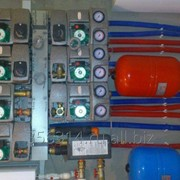 Монтаж и подключение отопления под ключ фото