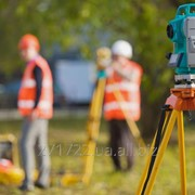 Услуга инженерно-геодезических обследований фото