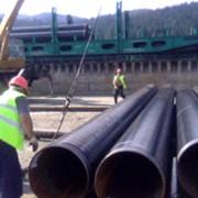 Строительство и монтаж специальных трубопроводов фото