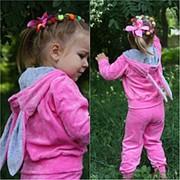 Детский костюм зайка фото