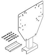 SB-125 Кронштейн для соединительной коробки / термостата фото