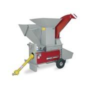 Рубильная машина для измельчения коры GS 242, BGU фото