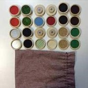 Noname Комплект фишек для «Сенсино»: различные поверхности арт. RN23085 фото