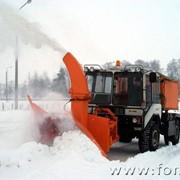 Снегоочиститель роторный ОРС-20.01 фото
