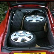 Сезонное хранение и доставка Ваших колёс, дисков по Одессе фото