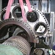 Ремонт газовых турбин фото