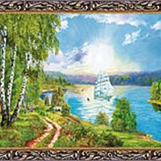 Гобеленовая картина 50х70 GS364 фото
