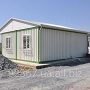 Производство сборных, модульных, панельных, быстровозводимых домов и зданий от фирмы Кармод фото