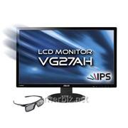 """Монитор ASUS 27"""" VG27AH Black IPS 3D фото"""