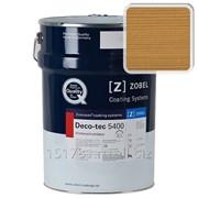 Лак фасадный Zobel Deco-tec 5400, Клен, 1л фото