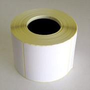 Термоэтикетки 58х60х400 ТОП чистые фото