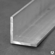 Уголок алюминиевый 40.0x7.0 мм фото