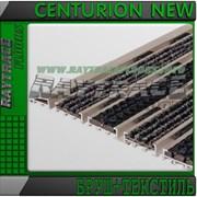 Придверная решетка CENTURION NEW БРУШ+ТЕКСТИЛЬ фото