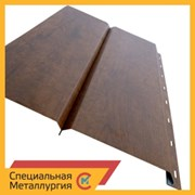 Металлический сайдинг МП СК-14х226 (0,5 мм) NormanMP ГОСТ 52146 25 мкм фото