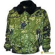 Куртка зимняя П-1 таслан север фото