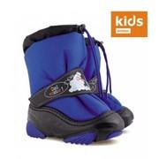 Зимние сапожки (дутики) для детей Demar Snowmen 4010 b фото