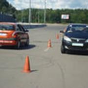 Школа вождения фото