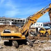 Разборка и демонтаж зданий и сооружений фото