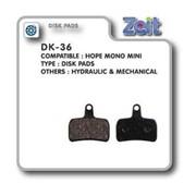 Колодка дисковая Zeit DK-36 фото