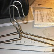 Вешалки-плечики стальные объемные Булавка фото