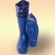 Сапоги женские Следопыт ЭВА, -15с, Размер 38-39, Синий фото