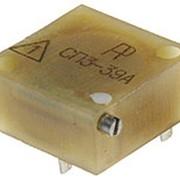 Резистор подстроечный СП3-39А 470 Ом фото