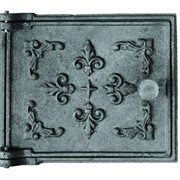 Дверца топочная Nord фото