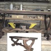 Столы декоративные фото
