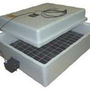 Инкубатор Несушка №77 БИ-2 на 104 яйца, U-220/12В, аналоговый терм., цифр.дисплей, авт. поворот фото