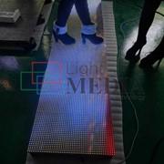 Светодиодный видео пол фото