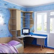 Детская комната волна фото