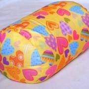 Антистрессовая подушка Валик Принты фото