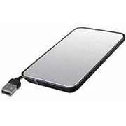 Корпус для HDD 2.5 SATA AgeStar SUB2A8 USB 2.0 контейнер, алюминий и нержавейка, чёрный фото