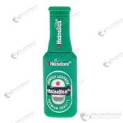 Необычная USB флешка в виде бутылки пива Heineken (4Гбайт) фото