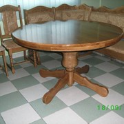 Круглый стол фото