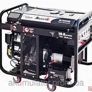 Генератор бензиновый Matari М12000Е3 (ІII-фаз.) 9000Вт фото