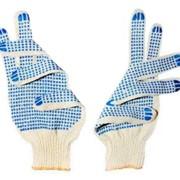 Перчатки трикотажные с ПВХ в ассортименте со cклада в Могилеве фото