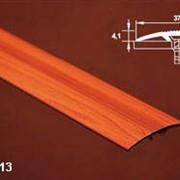 Порог одноуровневый со скрытым креплением арт АПС 013 длина 2700 мм фото