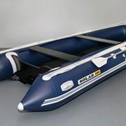 Надувная лодка Солар Максима-350 (синий) фото