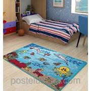 Коврик в детскую комнату Confetti Underwater 100*150 фото