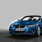 Автомобиль BMW 3 кабриолет фото