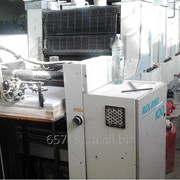 Листовые офсетные печатные машины Man Roland R 104 T 01 фото