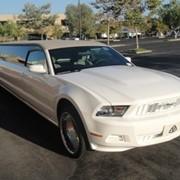 Лимузин Mustang Кабриолет фото